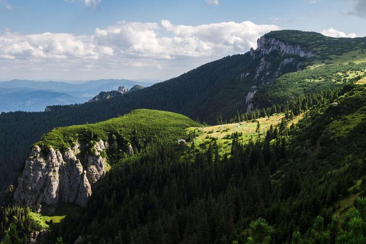 Horizon, Nature