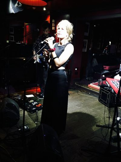 For The Love Of Music Lydia Baylis Live Music London Uk