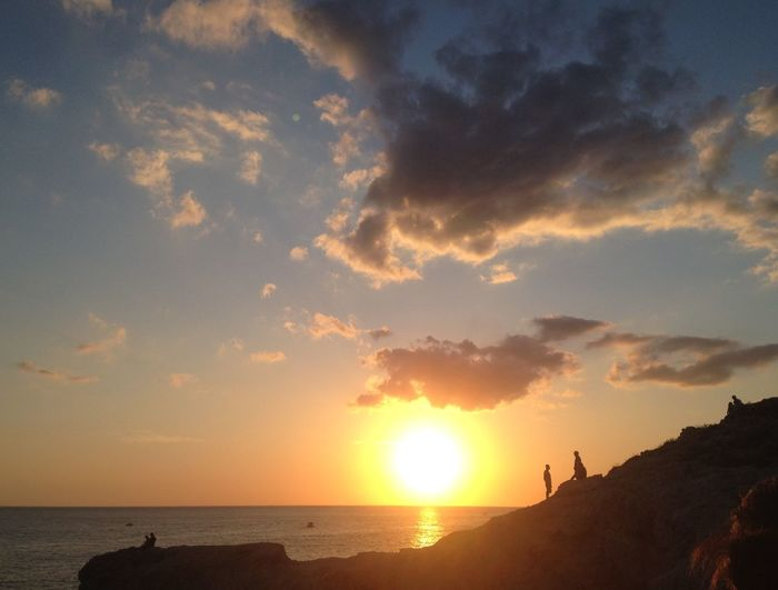 Notfilter Sunset Tramonto