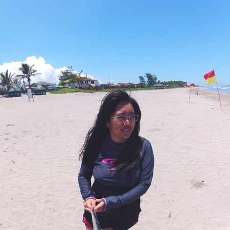 Where to go next?The Portraitist - 2017 EyeEm Awards Beach Sand Sky Vacations Adult Summer Fun Outdoors Young Adult Nature Philippines Bicol, Philippines Vacations Travel Bicolandia Day Gopro Goproselfie Goprooftheday One Woman Only One Person Smiling Sea Portrait Breathing Space Be. Ready.