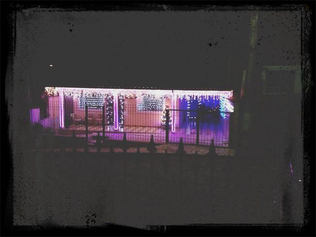Casa iluminada!