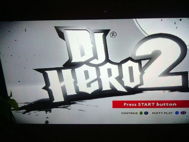 Up on the DJ Hero 2