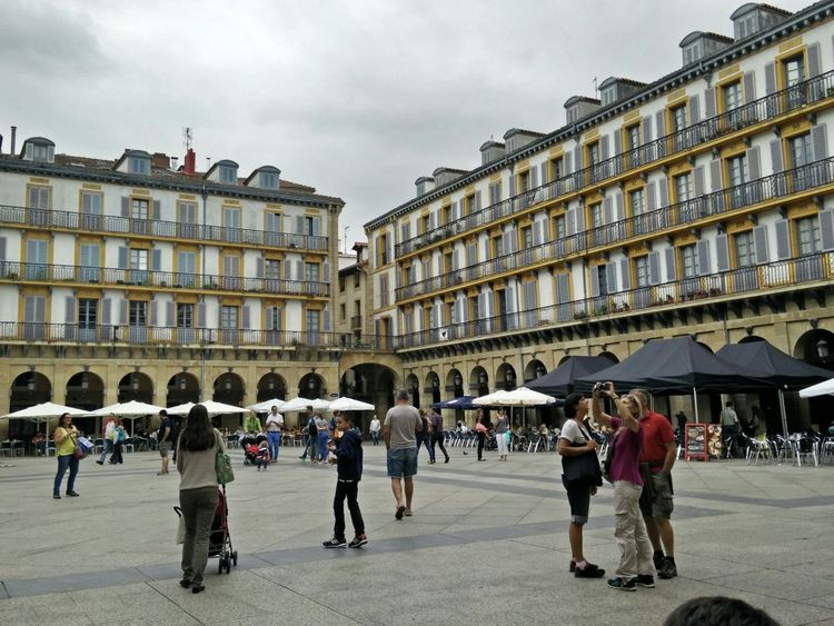 Plaza De La Constitución Pays Basque España🇪🇸 Donostia / San Sebastián Streetphotography Simple Moments Taking Photos