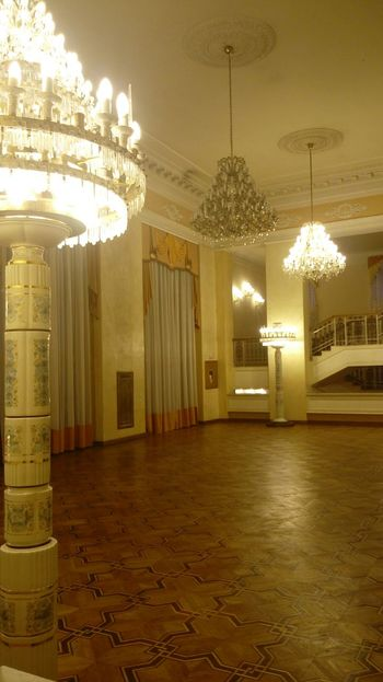 Rivne, Ukraine Theater Being Cultured Relaxing Enjoying The Music