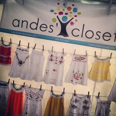 Andes Closet -- handmade with love!