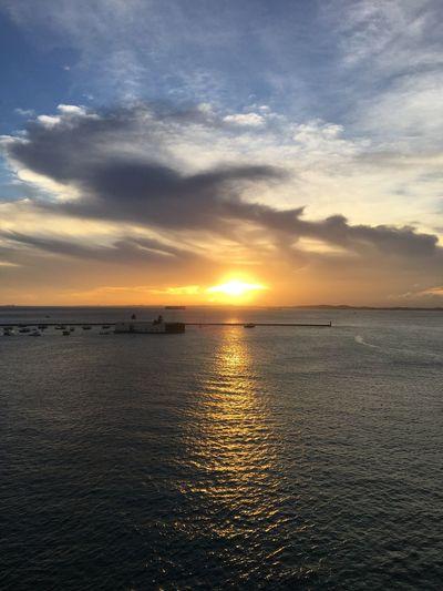 Sunset Salvador Bahia