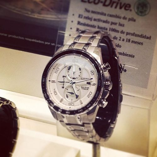 Perfect Watch Citizen Ecodrive watchadicted instatime ¿Donde has estado todo este tiempo? <3