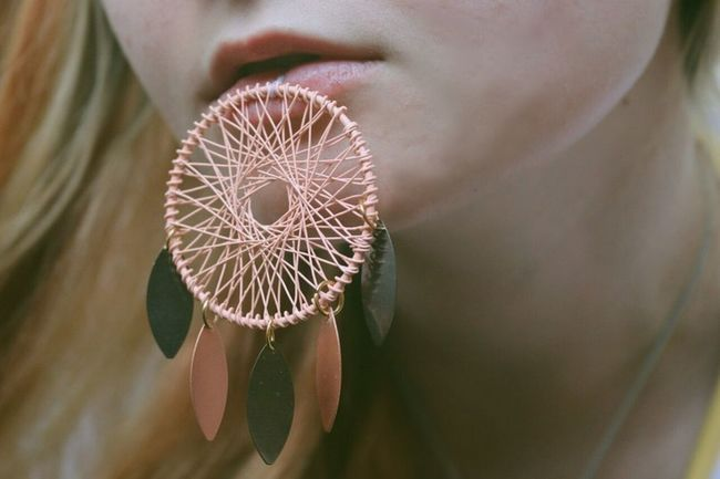 Maybe you can catch my dreams?! Eye For Photography Today's Hot Look Hanging Out Dream Catcher By Ctrayfi
