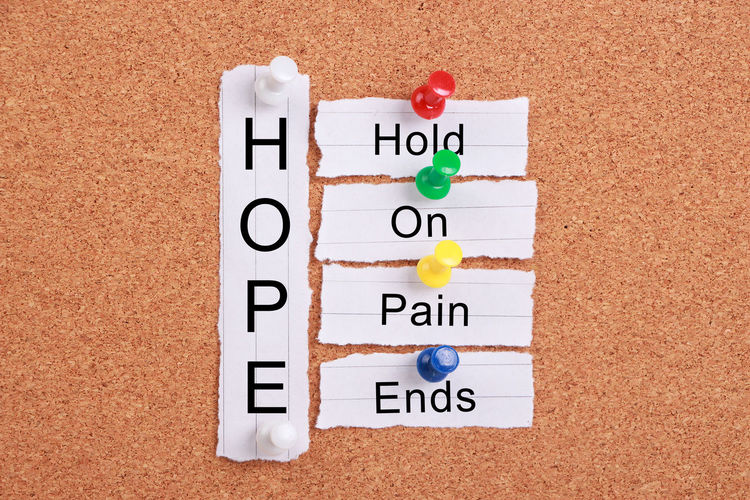 Hold On Hold On Pain Ends Hope Pain Close-up Day End Hold Holding Hopeful Indoors  No People Pattern Sand