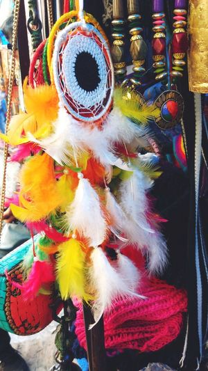 #dreamcatcher #marketplace #shopping  Multi Colored Variation Choice Close-up