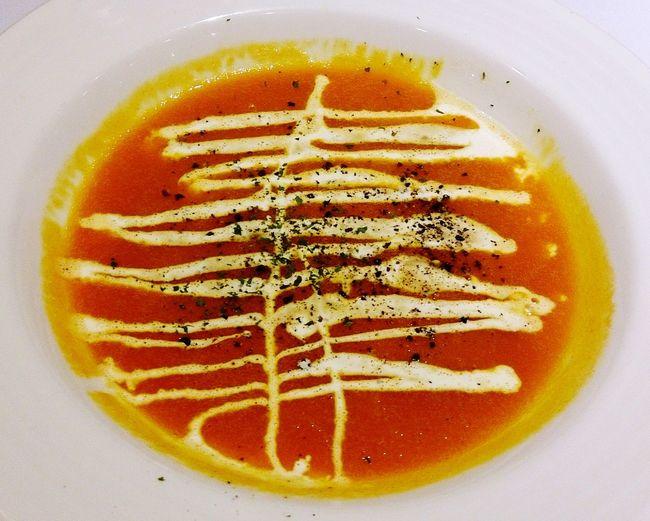 南瓜濃湯 Pampkin Soup Lunch Time! My Birthday EyeEm Best Shots Weekend Delicious Food Soup Eating Restaurant The Foodie - 2015 EyeEm Awards