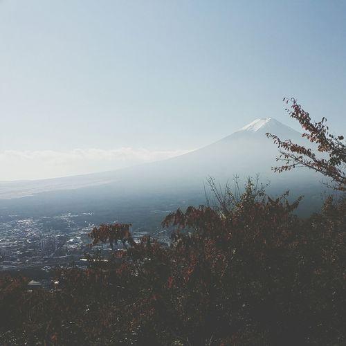 天上山 天上人間~ 富士山
