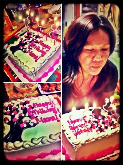 Happy Birthday To my Mommie :)