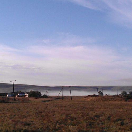 Утро туманное... заветное утро