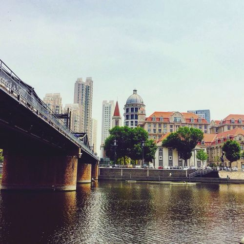 Beautiful Tianjin River First Eyeem Photo
