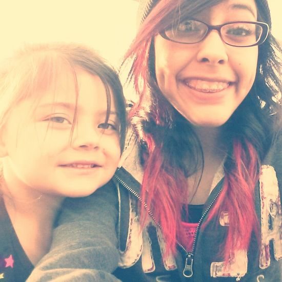 navinah and I♡ BabyCousin Smile Cousin Love ♥