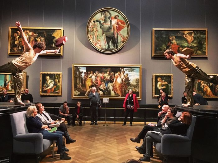 Ganymed Dreaming - various artist pick works of art in the museum and intrerpret them! Amazing evening in the museum! Kunsthistorisches Museum Museum Art Light And Shadow Art, Drawing, Creativity Eye4photography  Exhibition Getting Inspired Interesting Pieces Discovering Great Works