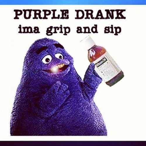Codeine Purple Drank DOPE