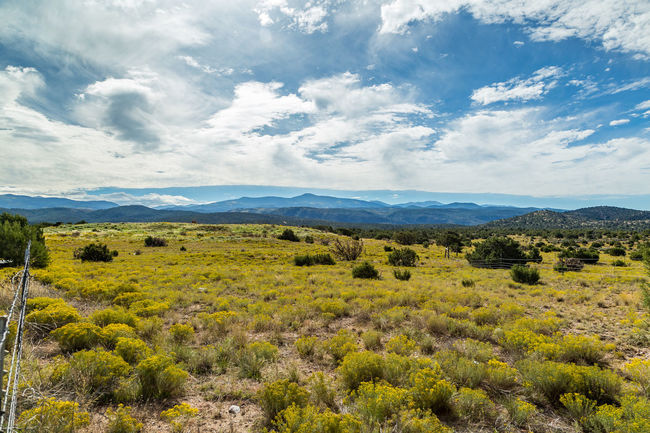 Beauty In Nature Day Forest Landscape Mountain Mountain Range Nature New Mexico No People Outdoors Sangre De Cristo Range Scenics Sky