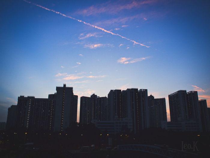 Sky Built