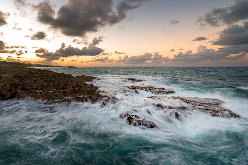 Sunset Puerto Rico Landscape Photography Coastal Nikon Ocean VVega Baja