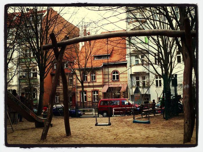 Playground Friedenau Now