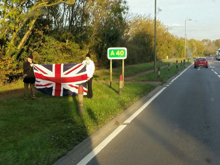 Oxfordshire Respect For Our Brave Armed Forces Repatriation Honouring Britain's Finest At Work Respect