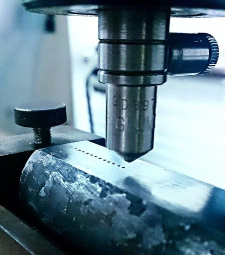 Hardness Tester Mechanicalengineering Steel Atuniversity Life