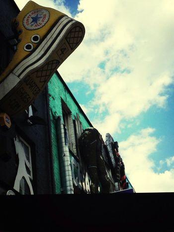London Traveling Urbanexploration Grunge
