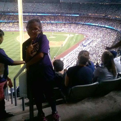 Nofilter DodgerGame KidsNsports Softball 87 pecanpark