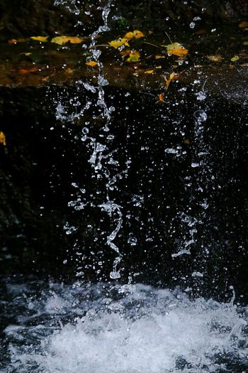 Splashing Water Beauty In Nature Close-up Day Freeze Frame Motion Nature No People Outdoors Water Waterfront