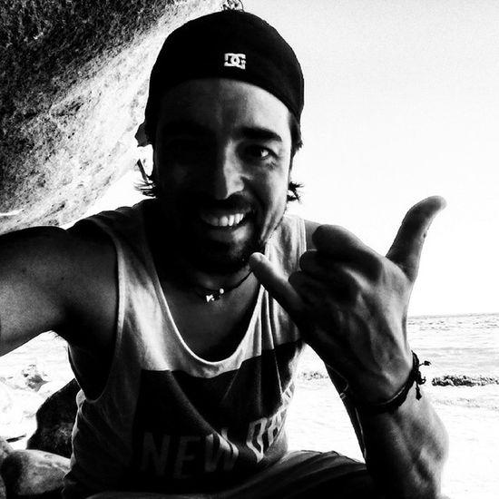 Verano Playa Sol Rocas Arenas Mar Agua Olas Cervecita Relax Descanso Vacaciones Junio SPAIN Mediterraneo Nice Cute Surf Curl Ruta DC 2015  Love Feliz LOL