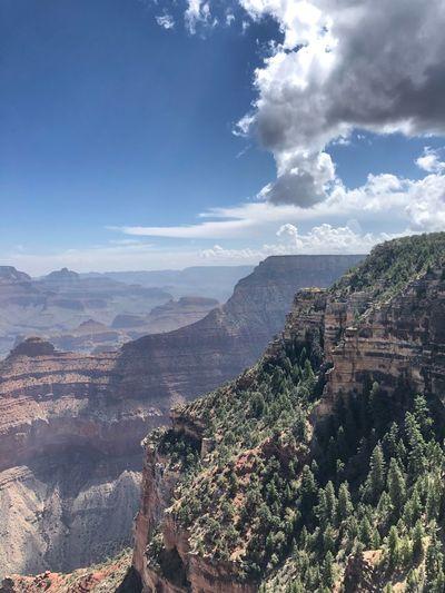 Arizona USA Sky Rocks Grand Canyon USA EyeEmNewHere