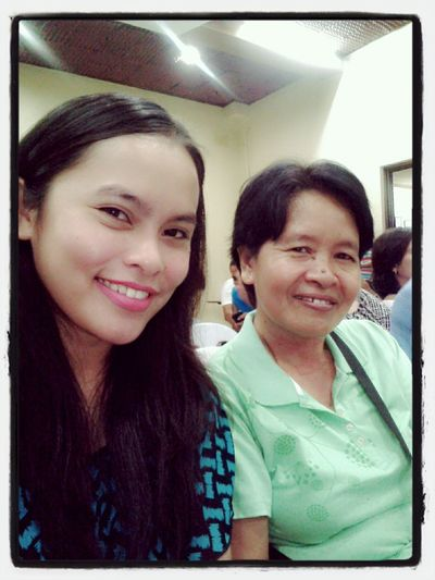Mothers are the greatest and most precious gift from God. Happy Mother's Day Mama Virgie. We love you so much!!!