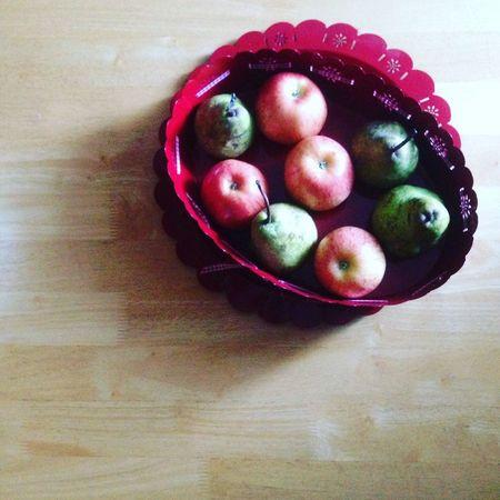Manzanas Apple Cesta