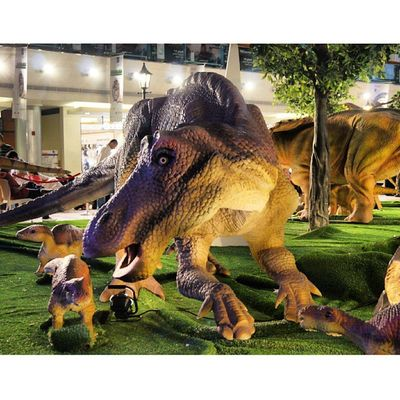 A Dinosaur . At the Dinosaurs Display area. In Red_sea_mall redseamall redsea mall. jeddah saudi_arabia saudiarabia. Taken by my sonyalpha dslr A57. ديناصور ديناصورات ردسي مول جدة السعودية