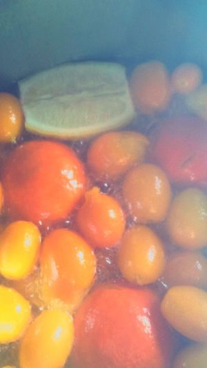 Fruit citrus Spain fresh orange lemon cumquat