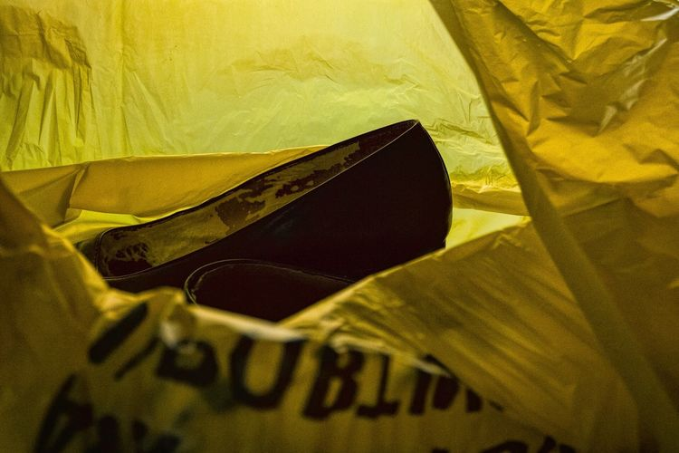 Beautifuldecay Old Old Shoes Yellow Yellow Bag The Week On Eyem Showcase: March