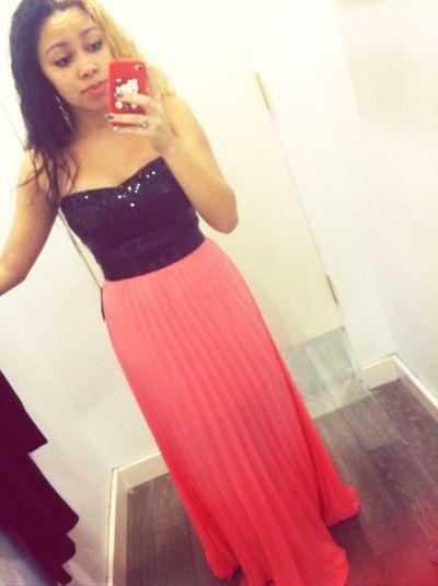 I Really Liked This Dress