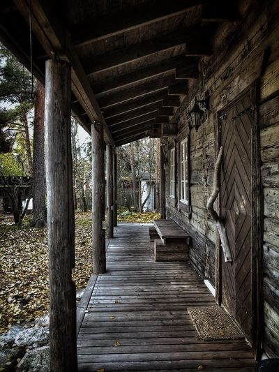 Cabin with