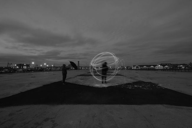 More subtle use of Wire Wool EyeEm Best Edits EyeEm Best Shots EyeEm Selects EyeEm Gallery EyeEmBestPics EyeEmNewHere City Enjoying Life Eye4photography  Illuminated Light And Shadow Long Exposure Nature Outdoors Real People Sky Water Wire Wool