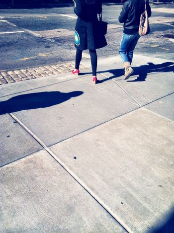 Four legs, three shadows People AMPt_community Streetphotography Cityscape