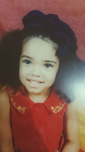 When I was Young Children's Portraits NaturalBeauty Me :)  Love ♥