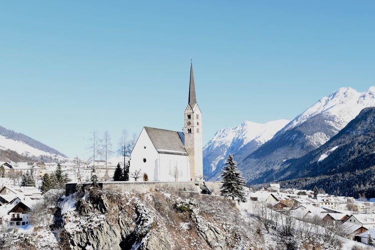 Engadin Engadin Tourismus Engadine Switzerland Engadiner Panorama Great Atmosphere Great View Great Views No People No People Outdoors No People 😇😇😇 No People, Scuol Swiss Swiss Alps Switzerland Winter Winter Landscape Winter Wonderland Wintertime