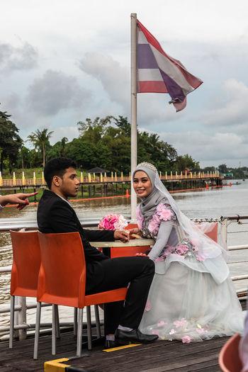 Wedding on