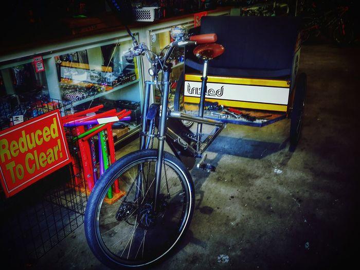 Trike Front Wheel Drive