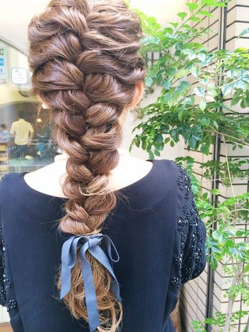 Hair Salon ANTIgREEN 昨日のお客様♡