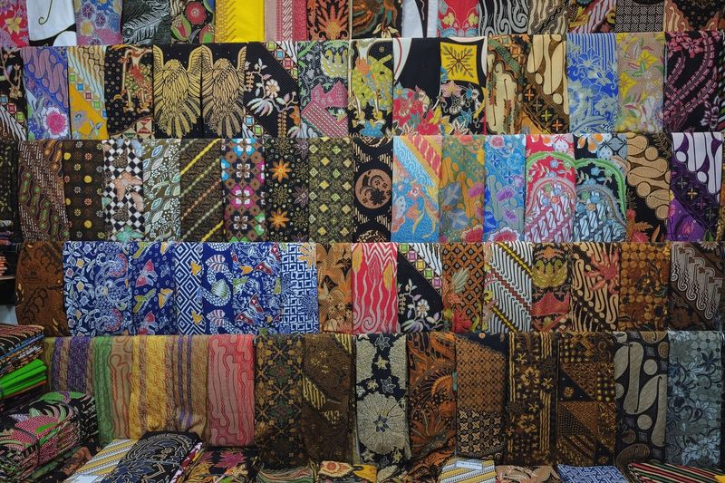 Multi Colored Backgrounds Full Frame Pattern For Sale Textile No People Large Group Of Objects Textured  Day Design Collection Market Choice Creativity Hanging Art And Craft Variation Retail  Arrangement