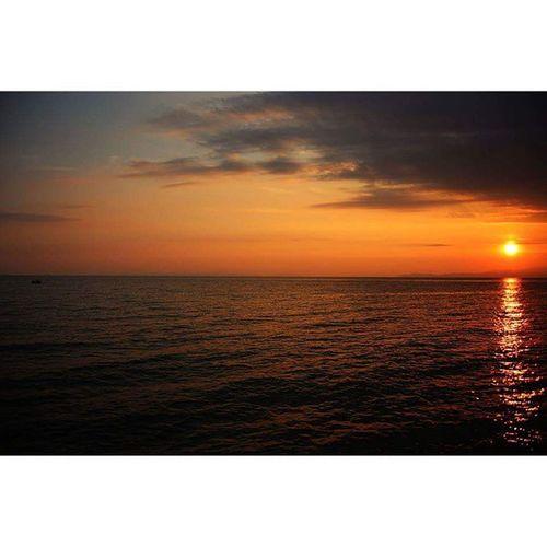 Sunset Thassos Thasos Thasosisland Canon Canon6d Gtcreate