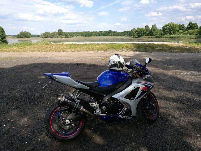 GSXR1000 GSXR 1000! Suzuki Motorcycle Nature Poland